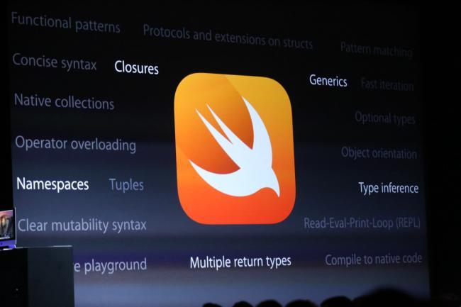 Swift Nuevo lenguaje de programación